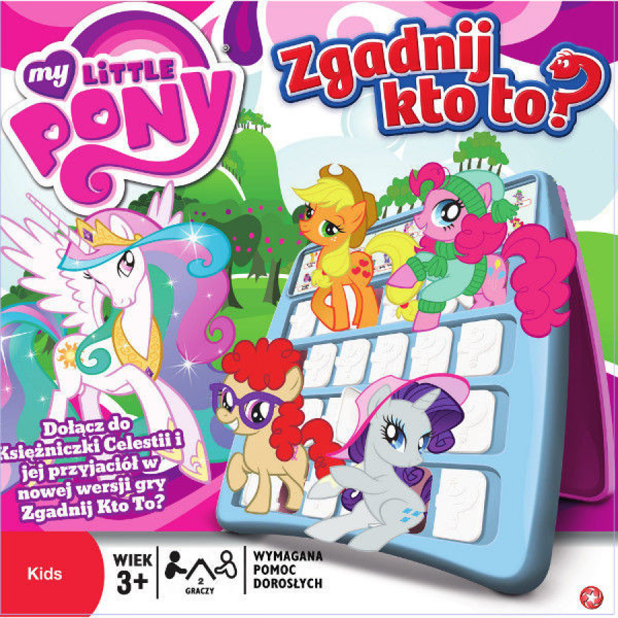 Zgadnij Kto To - My Little Pony