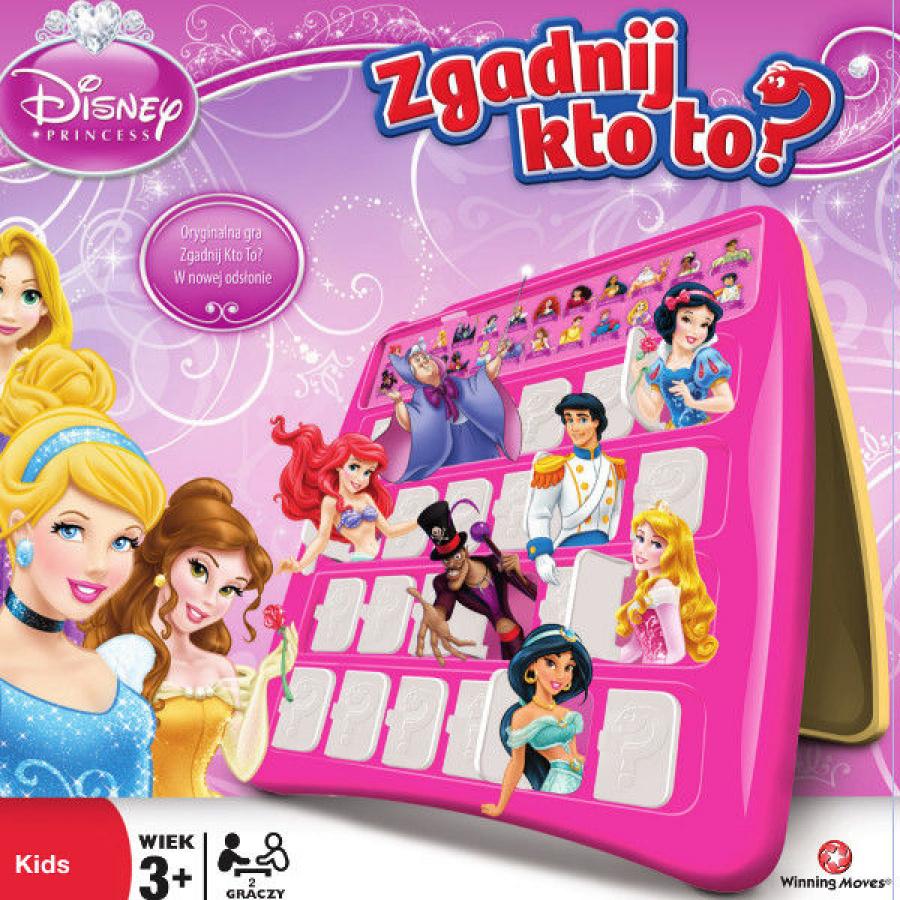 Zgadnij Kto To - Disney Princess