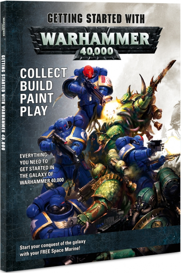 Warhammer 40,000 - Getting Started With
