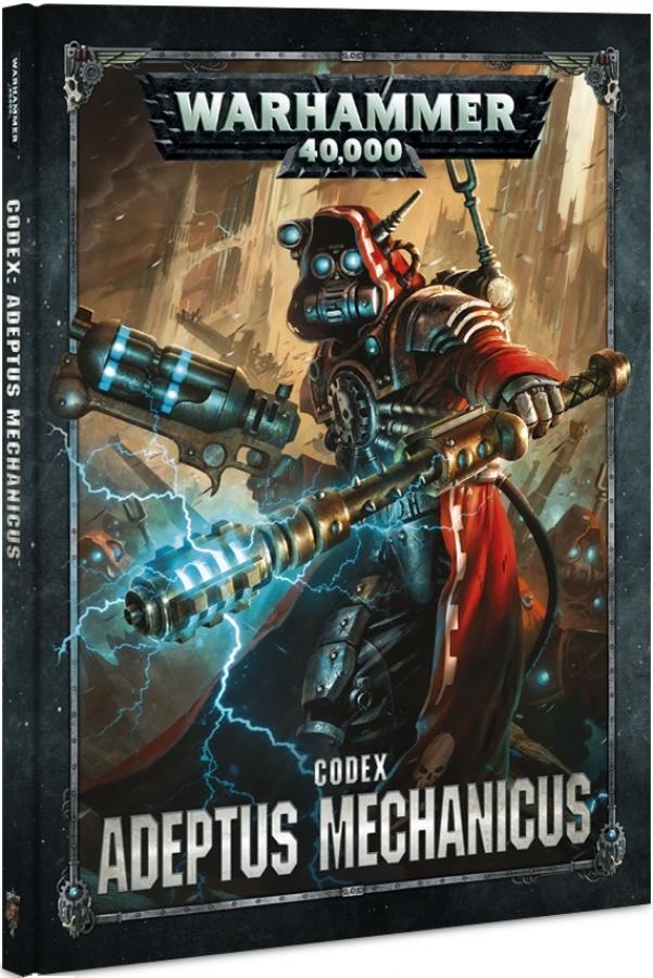 Warhammer 40,000: Codex Adeptus Mechanicus (twarda oprawa)