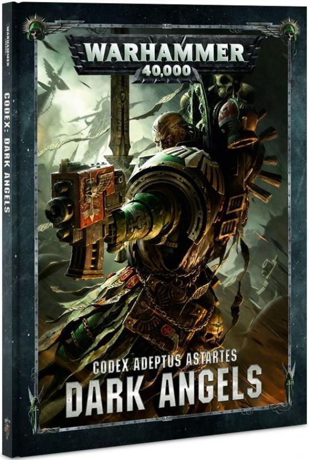 Warhammer 40,000: Codex Adeptus Astartes - Dark Angels