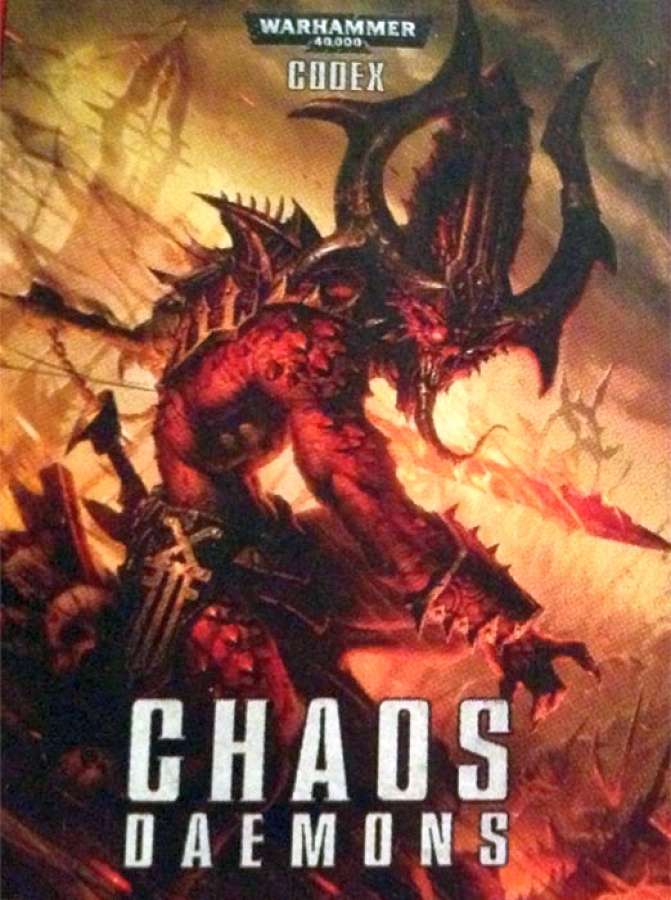 Codex Chaos Daemons (2013)