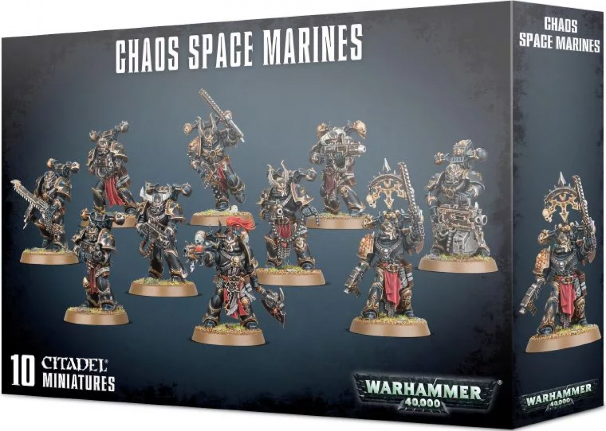 Chaos Space Marines (2019)