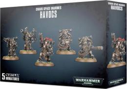 Chaos Space Marines: Havocs (2019)