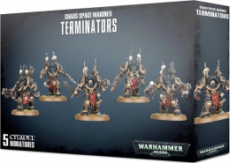 Chaos Space Marines: Terminators (2019)
