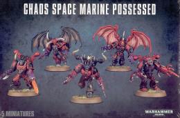 Possessed Space Marines