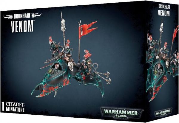 Warhammer 40,000: Drukhari - Venom