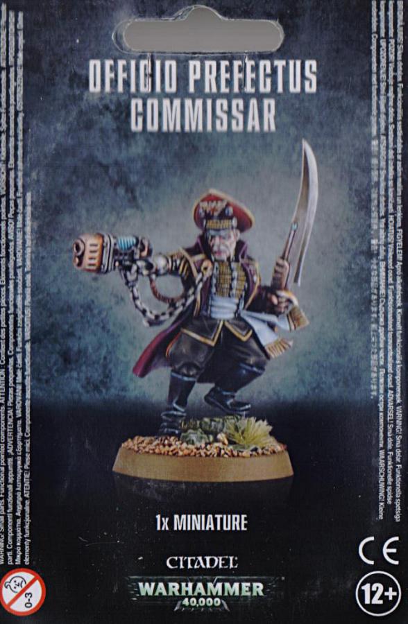 Officio Prefectus Commissar (2014)