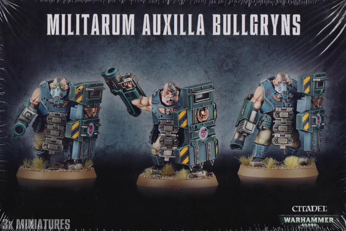 Militarum Auxilla Bullgryns (2014)