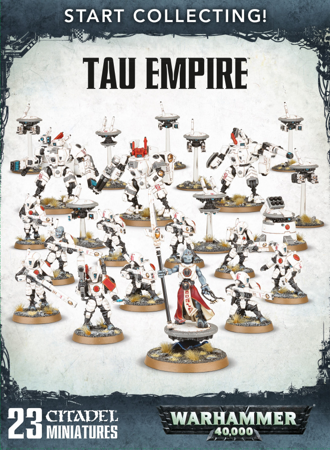 Tau Empire - Start Collecting!