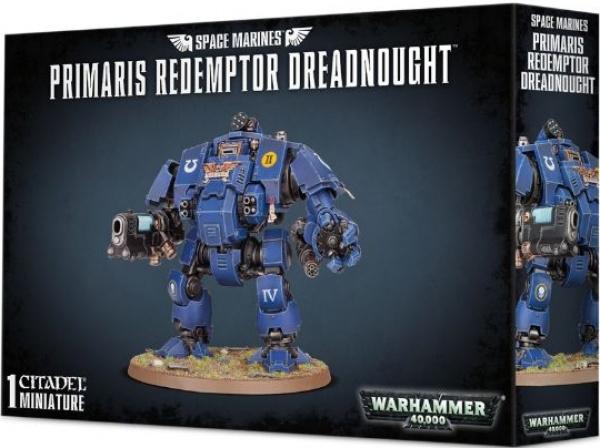 Warhammer 40,000 - Primaris Redemptor Dreadnought