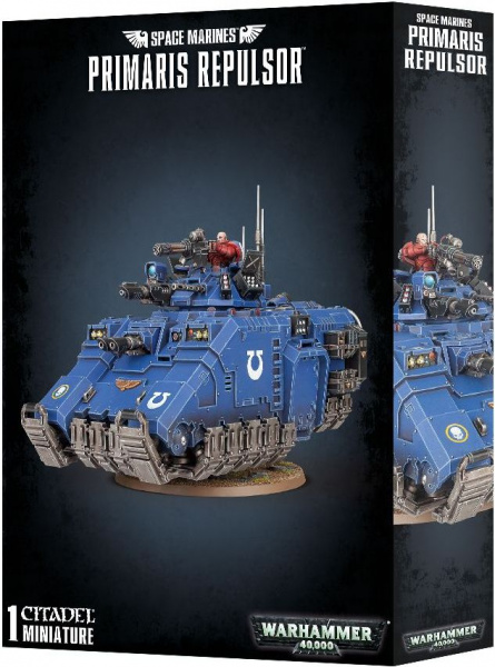Warhammer 40,000: Space Marines - Primaris Repulsor