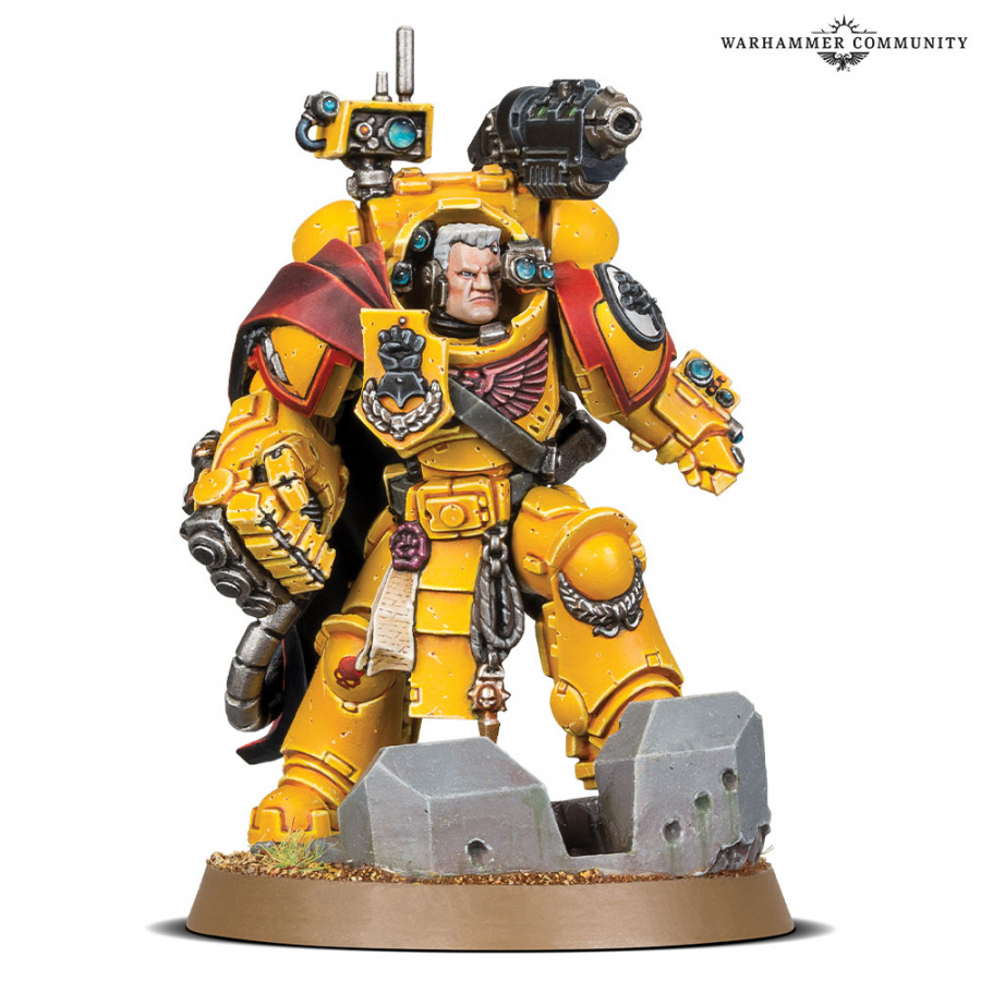 Imperial Fists - Tor Garadon