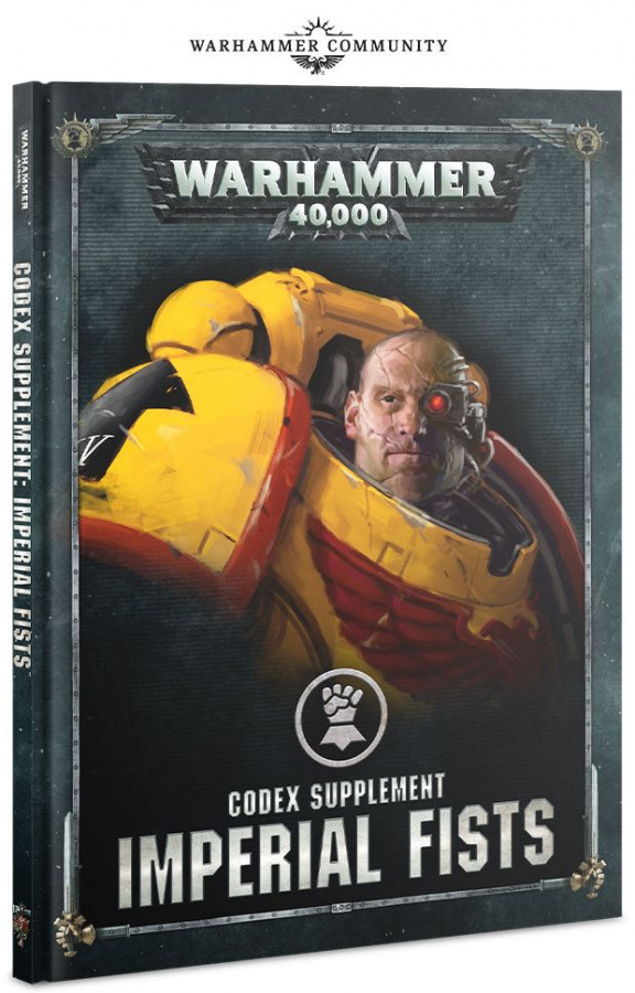 Warhammer 40,000: Codex Supplement - Imperial Fists