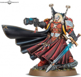 Warhammer 40000: Mephiston, the Lord of Death