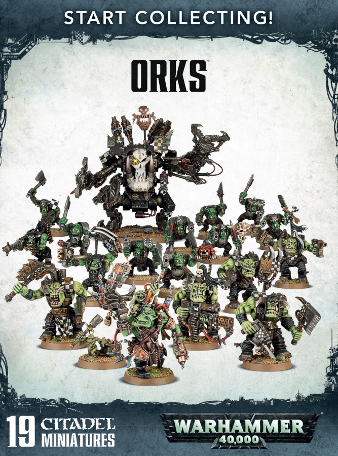Orks - Start Collecting!