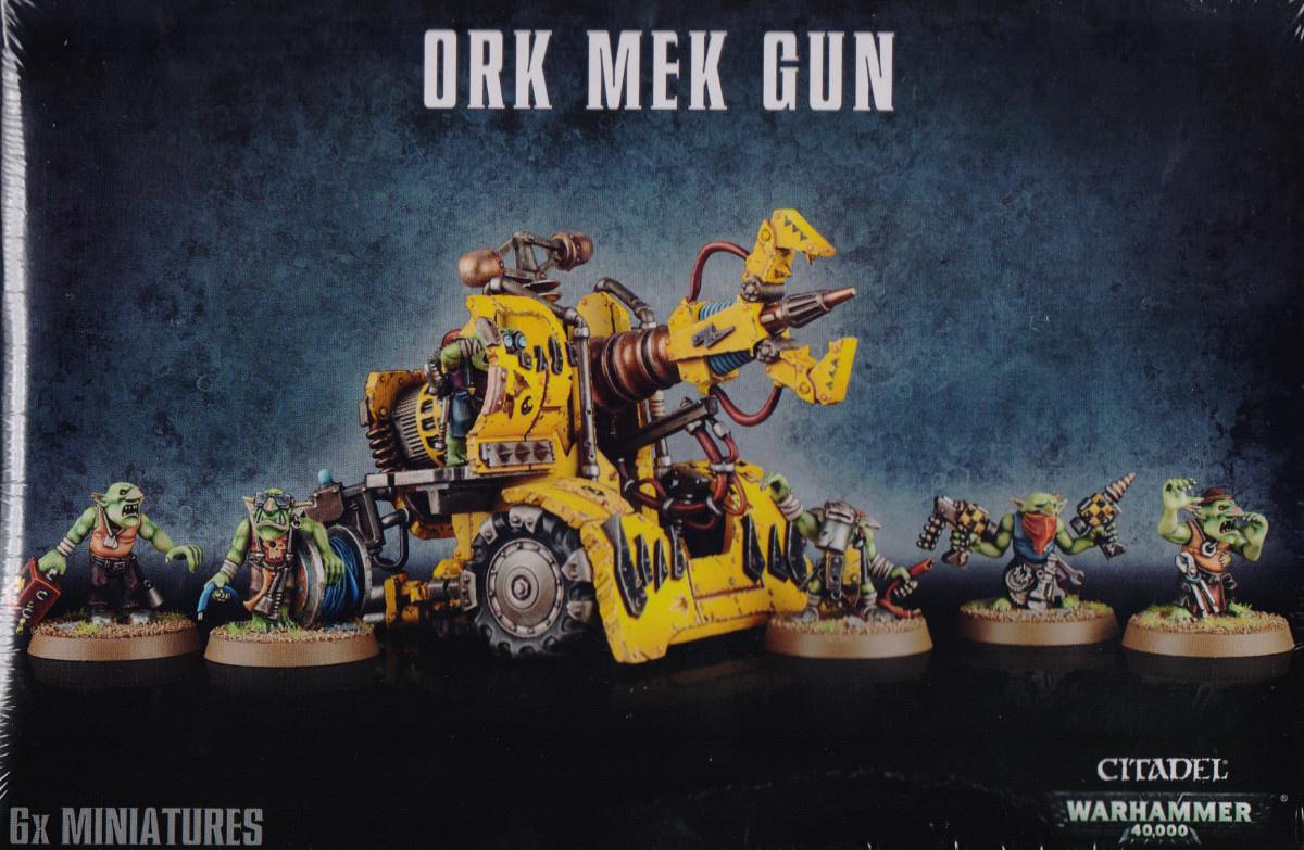 Ork Mek Gun (2014)