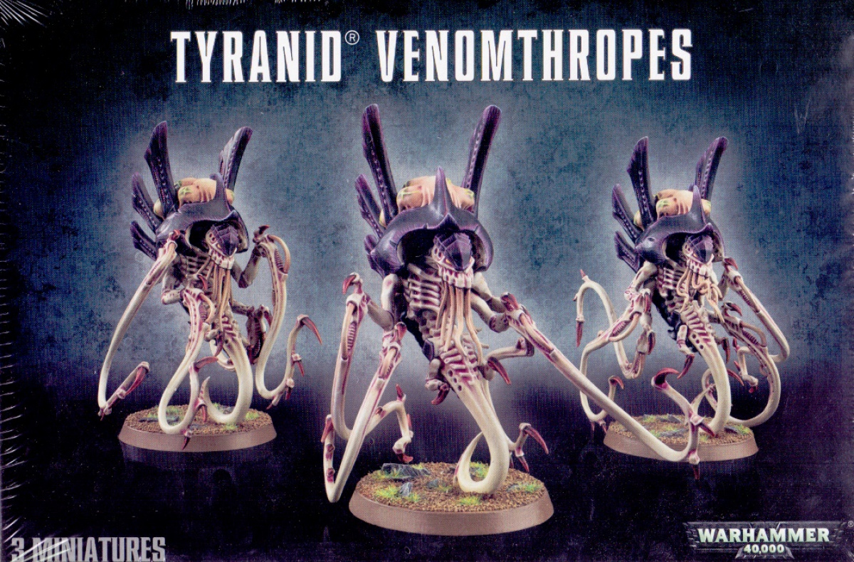 Tyranid Venomthropes / Zoanthropes (2014)