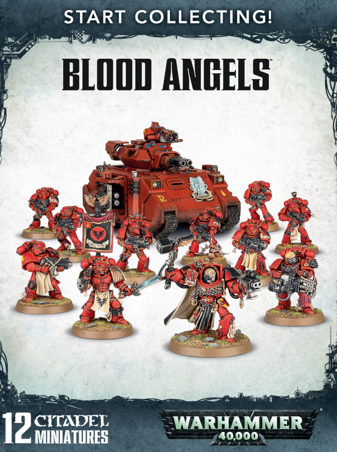 Blood Angels - Start Collecting