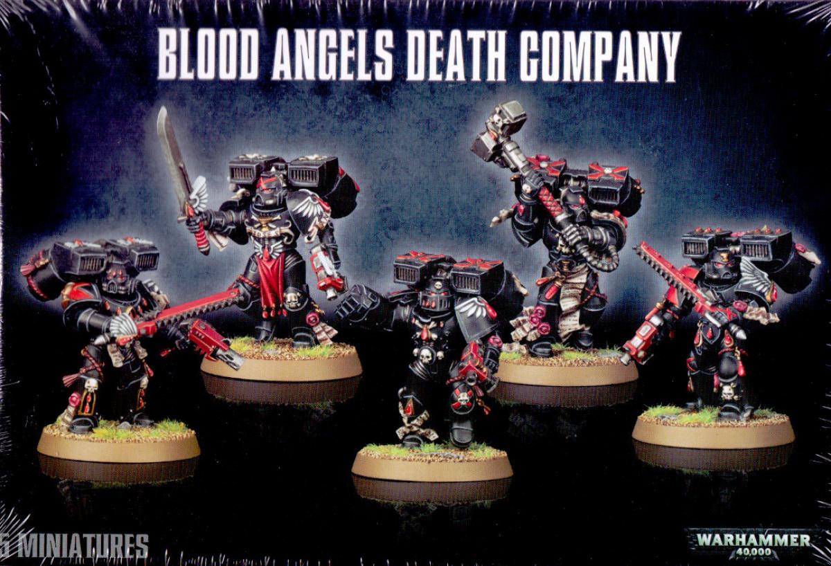Blood Angels Death Company (2014)
