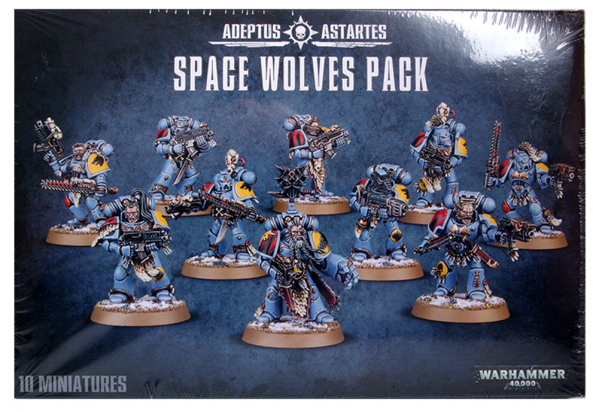 Space Wolves Pack (2016)