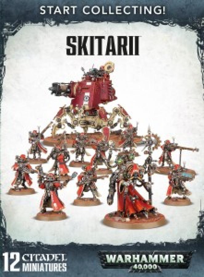 Skitarii - Start Collecting!