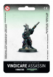 Vindicare Assassins
