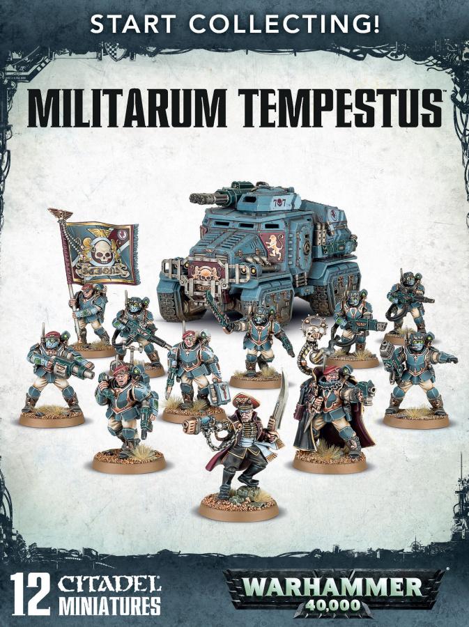 Militarum Tempestus - Start Collecting!