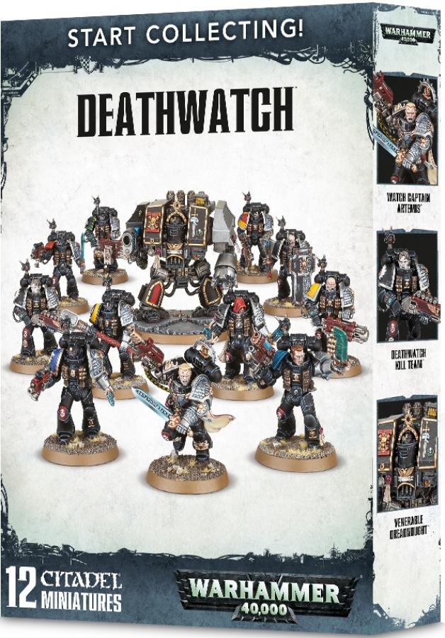 Start Collecting! - Deathwatch