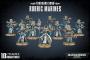 Warhammer 40,000 - Thousand Sons - Rubric Marines