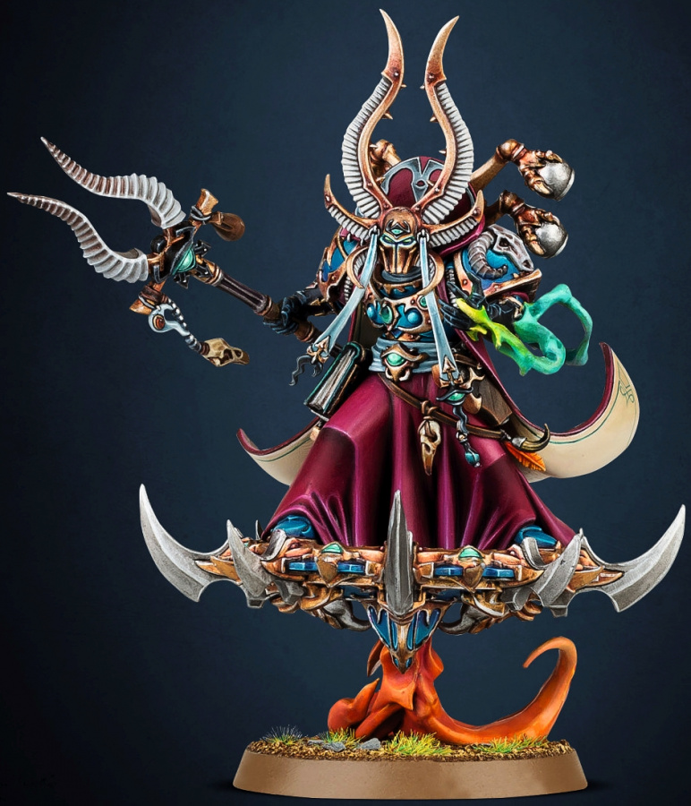 Warhammer 40,000 - Thousand Sons - Ahriman: Arch-Sorcerer of Tzeentch