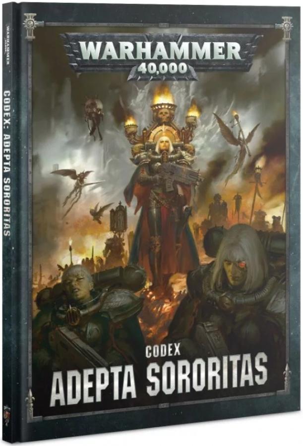 Warhammer 40,000: Codex - Adepta Sororitas