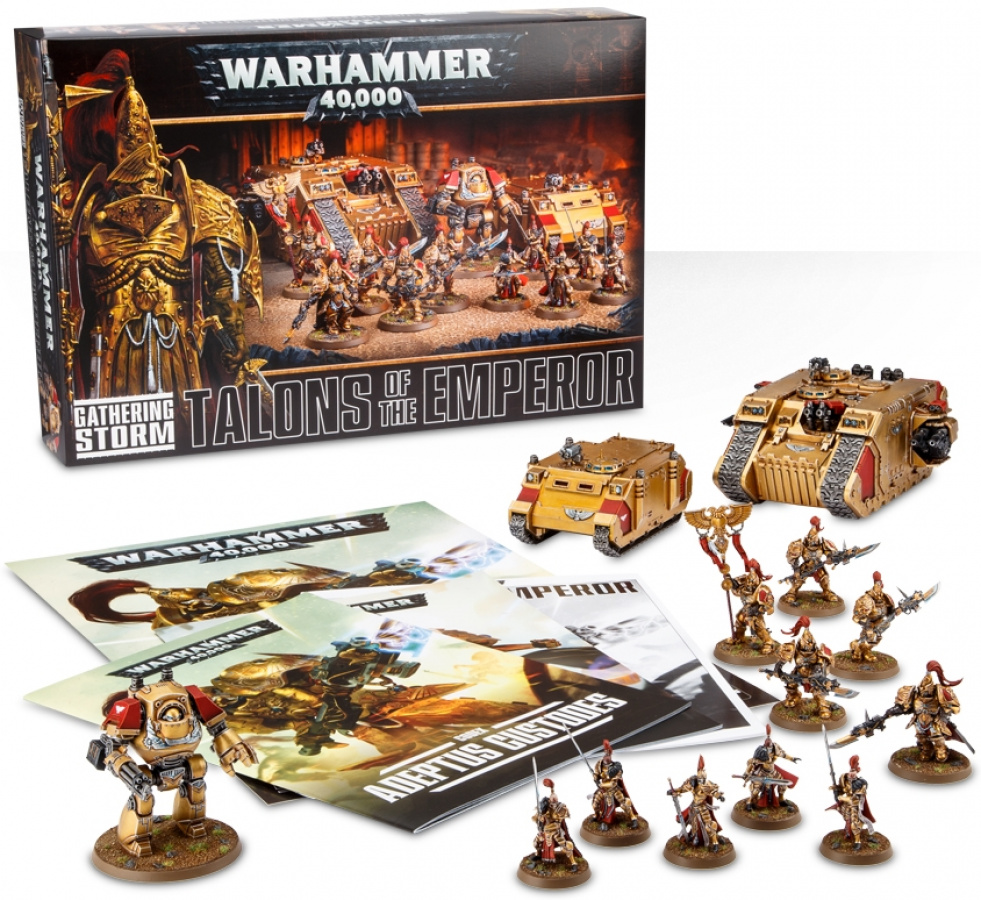 Warhammer 40,000: Gathering Storm - Talons of the Emperor