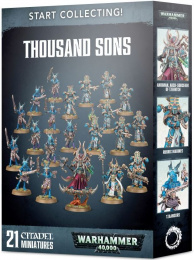 Warhammer 40,000: Start Collecting - Thousand Sons
