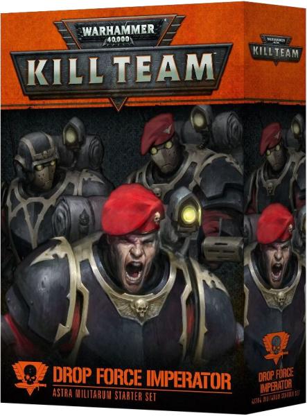 Warhammer 40,000: Kill Team - Force Imperator - Astra Militarum Starter Set