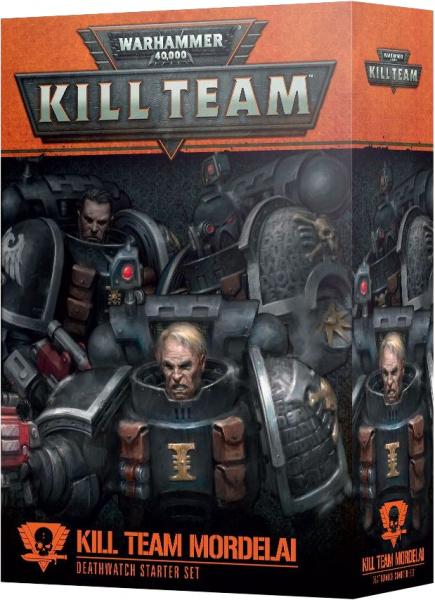 Kill Team: Kill Team Mordelai - Deathwatch Starter Set