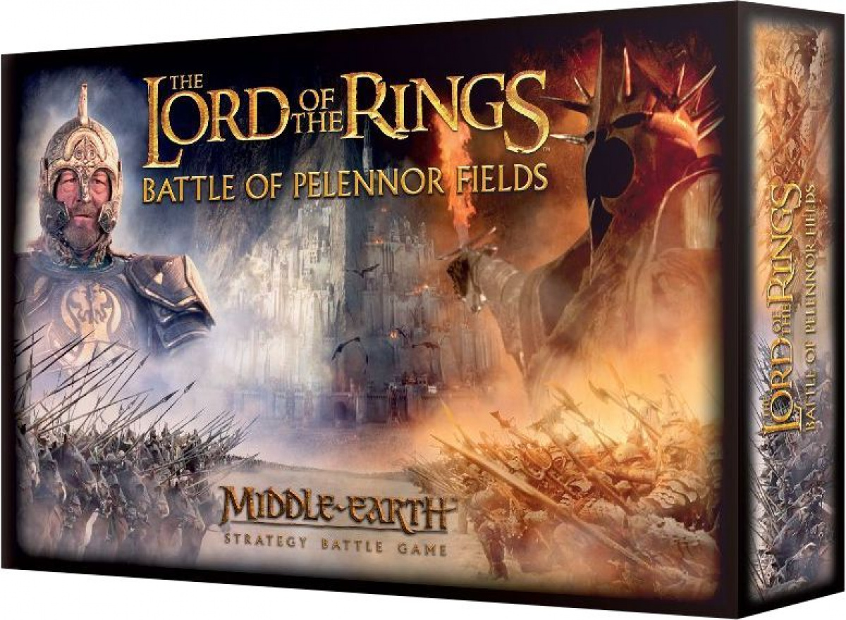 The Lord of the Rings: Middle-Earth Strategy Battle Game - Battle of Pellennor Fields