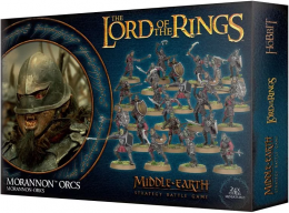 The Lord of the Rings: Middle-Earth Strategy Battle Game - Morannon Orcs