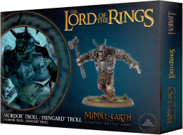 The Lord of the Rings: Middle-Earth Strategy Battle Game - Mordor Troll / Isengard Troll