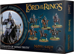 The Lord of the Rings: Middle-Earth Strategy Battle Game - Knights of Minas Tirith