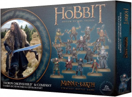 The Lord of the Rings: Middle-Earth Strategy Battle Game - Thorin Oakenshield & Company