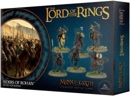 The Lord of the Rings: Middle-Earth Strategy Battle Game - Riders Of Rohan