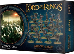 The Lord of the Rings: Middle-Earth Strategy Battle Game - Mordor Orcs