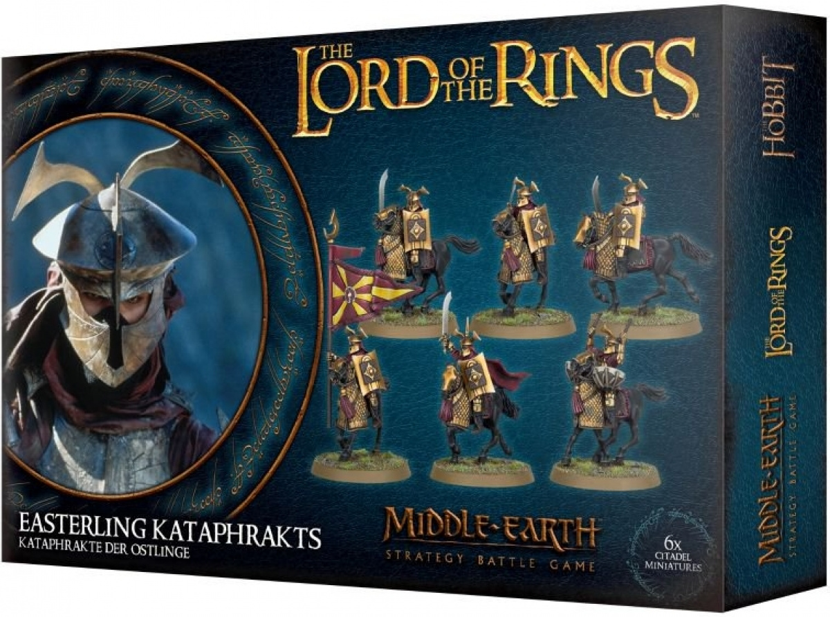 The Lord of the Rings: Middle-Earth Strategy Battle Game - Easterling Kataphracts