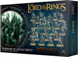 The Lord of the Rings: Middle-Earth Strategy Battle Game - Warriors of Minas Tirith