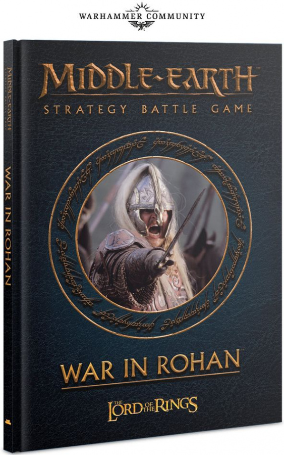 The Lord of the Rings: Middle-Earth Strategy Battle Game - War in Rohan