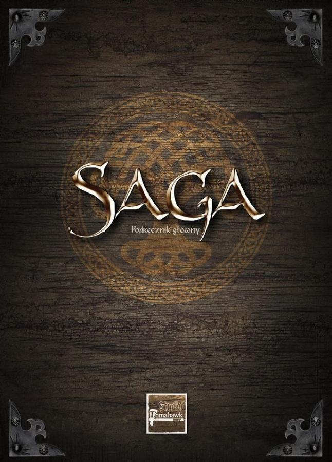 Saga: Podręcznik główny