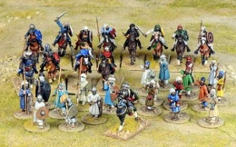 Saga: The Crescent & the Cross - Moor Warband (4 points)