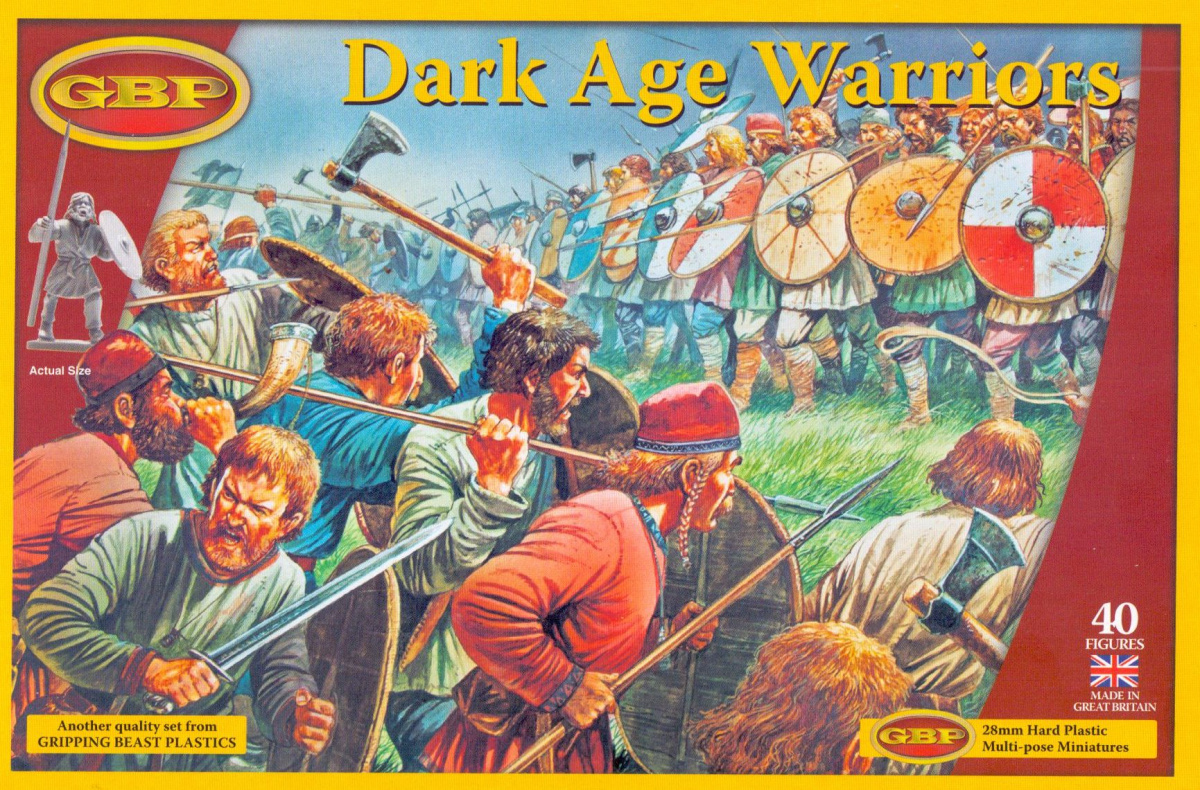 Dark Age Warriors