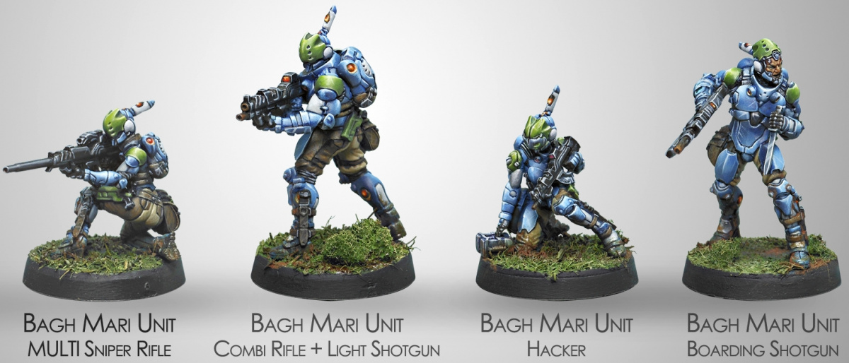 Bagh-Mari Unit